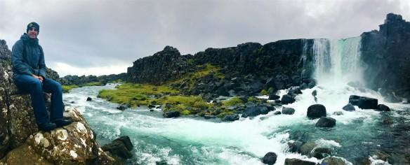 Thingvellir Falls